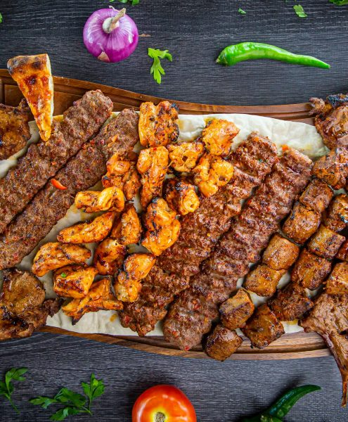 Family mix grill 4 person scaled
